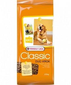Karma VERSELE-LAGA Classic Dog Duo Krok (20 kg )