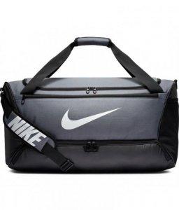 Torba Nike Brasilia M Duffel 9 0 szara BA5955 026