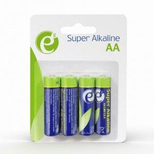 Zestaw baterii alkaliczne ENERGENIE EG-BA-AA4-01 (x 4)
