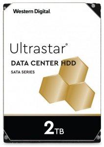 Dysk serwerowy HDD Western Digital Ultrastar DC HA210 (7K2) HUS722T2TALA604 (2 TB; 3.5; SATA III)