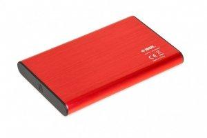 OBUDOWA I-BOX HD-05 ZEW 2,5 USB 3.1 GEN.1 RED