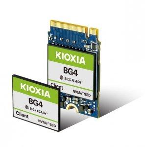 Dysk SSD KIOXIA 128GB PCIe NVMe M.2 KBG40ZNS128G