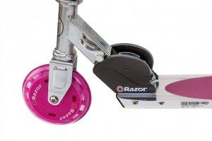 Hulajnoga Razor A125 Gs 13072263 (kolor różowy)