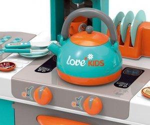 Zestaw zabawek kuchnia dla dzieci PROMIS KD3/Z PROMIS (Od 3 lat)