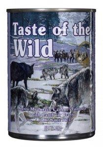 TASTE OF THE WILD Sierra Mountin Canine 390g