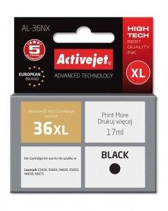 Tusz Activejet AL-36NX (zamiennik Lexmark 36XL 18C2170E; Supreme; 17 ml; czarny)