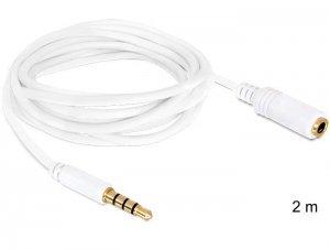 Kabel DELOCK 84482 (Mini Jack - Mini Jack )