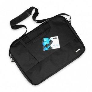Torba na laptopa IBOX ITNB13 (15,6; kolor czarny)