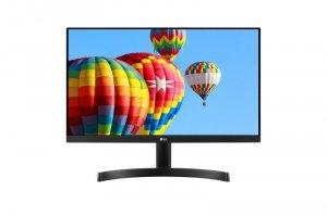 Monitor LG 24MK600M-B (23,8; IPS/PLS; FullHD 1920x1080; HDMI, VGA; kolor czarny)