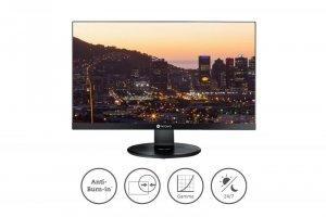 Monitor profesjonalny AG Neovo SC- SC-24E (23,8; IPS; FullHD 1920x1080; kolor czarny)