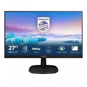 Monitor Philips 273V7QDSB/00 (27; IPS/PLS; FullHD 1920x1080; HDMI, VGA; kolor czarny)