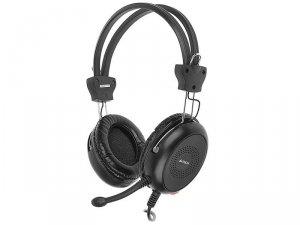 Słuchawki z mikrofonem A4 TECH Hs-30 A4TSLU29942 (kolor czarny)