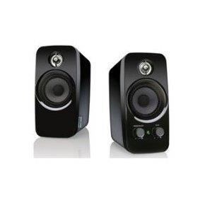 Zestaw głośników Creative 2.0 T10 51MF1600AA000 (2.0; kolor czarny)