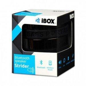 Głośnik bluetooth IBOX STRIDER X-BASS IGBTM9 (kolor czarny)
