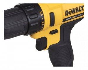 Wiertarko-wkrętarka akumulatorowa DeWalt DCD710D2-QW