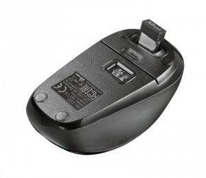 Mysz Trust Yvi Wireless Parrot 23387 (optyczna; 1600 DPI; wielokolorowy)