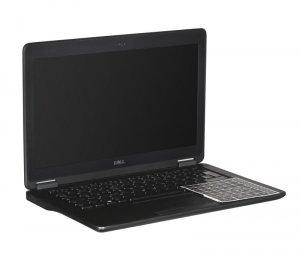 "DELL LATITUDE E7250 i5-5300U 4GB 120GB SSD 12,5""HD Win10pro + zasilacz UŻYWANY"