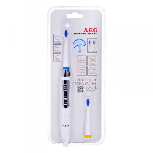 Szczoteczka do zębów AEG EZS 5663 (soniczna; kolor biały)