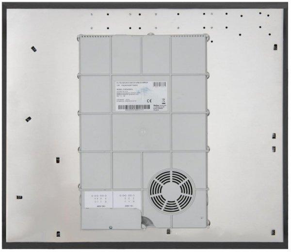 Amica PI6543NSKH płyta kuchenna Czarny Wbudowany Płyta indukcyjna strefowa 4 zone(s)