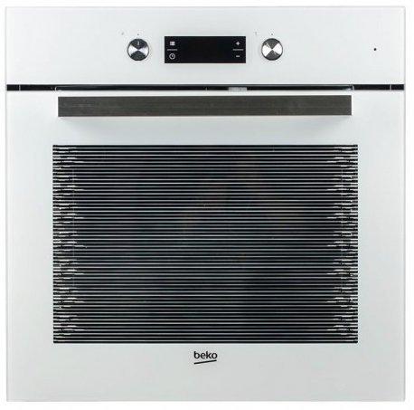 Piekarnik elektryczny Beko BIE24301W (Elektroniczne / przyciskowe; Biały)
