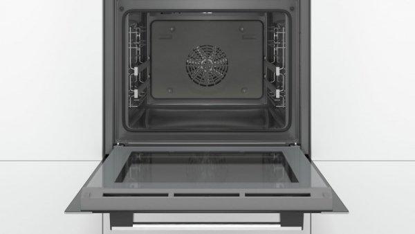 Piekarnik elektryczny do zabudowy BOSCH HBA334YS0 (Pokrętło; Czarny)
