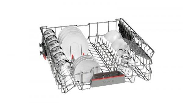 Zmywarka BOSCH SMS46NI05E (szer. 60cm; Panel otwarty; kolor stalowy)