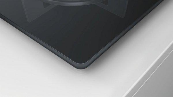 Płyta gazowa Siemens EO 6B6PB10 (4 pola grzejne; kolor czarny)