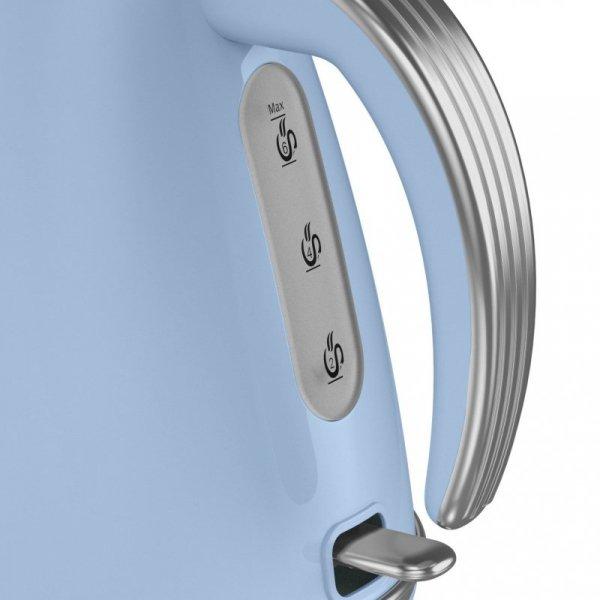 Swan SK19020BLN czajnik elektryczny 1,5 l Niebieski 3000 W