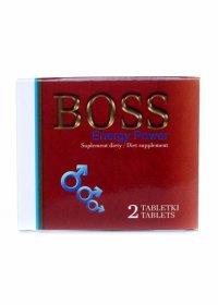 Supl.diety-Boss Energy Power Ginseng 2 szt.