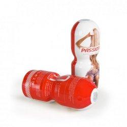 Red passion  flesh masturbator cup