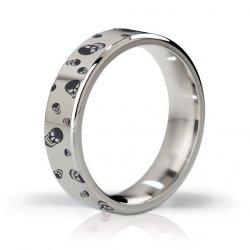 Mystim - Pierścień erekcyjny - His Ringness Duke polerowany i grawerowany 48mm
