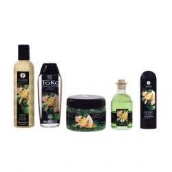 Zestaw olejków organicznych - Shunga Garden of Edo Collection