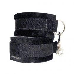Kajdanki - Sportsheets Soft Cuffs Black