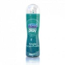 Stymulujący środek nawilżający - Durex Play Tingle Lubricant 50 ml