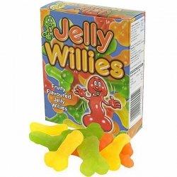 Żelki w kształcie penisów - Jelly Willies