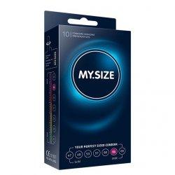 My Size. Prezerwatywy na wymiar - rozmiar 64 - 10 sztuk