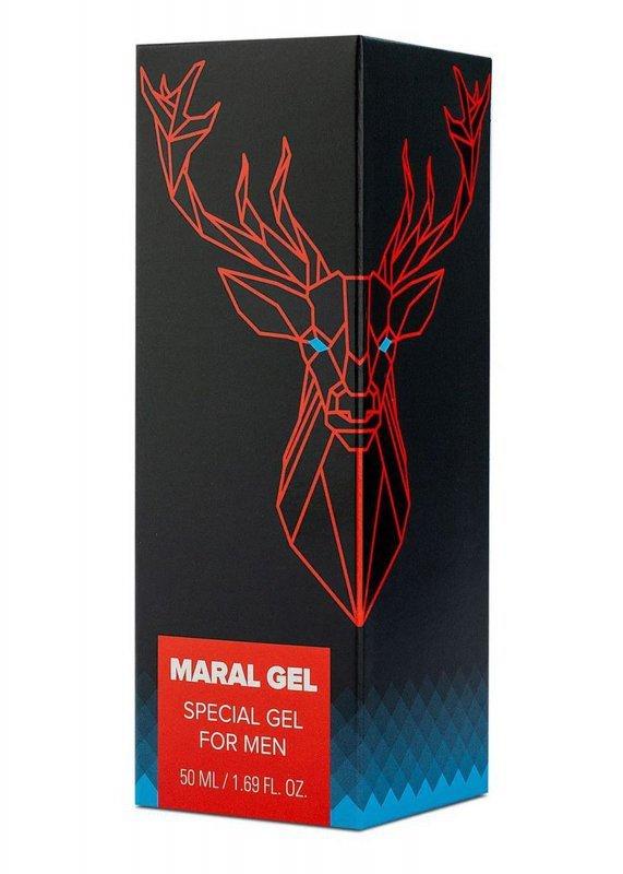 Żel/sprej-Maral Gel 50ml.(ORGINAL)