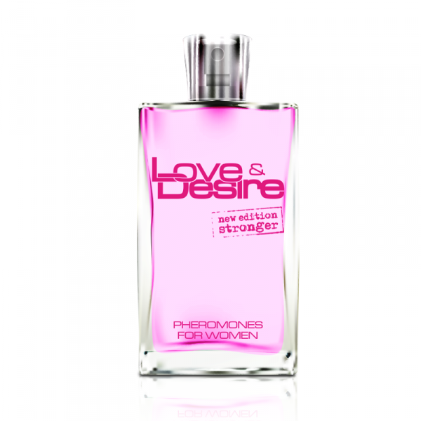Feromony damskie - Love Desire 50 ml