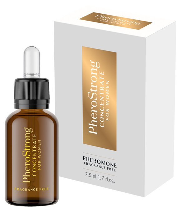 Feromony-PheroStrong Strong dla kobiet Concentrate 7,5 ml