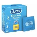 Durex Prezerwatywy Extra Safe 3 szt