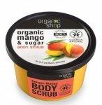 Organic Shop Scrub do ciała kenijskie mango BDIH 250 ml