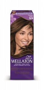 Wella Wellaton Krem intensywnie koloryzujący nr 5/4 Kasztanowy  1op.