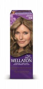 Wella Wellaton Krem intensywnie koloryzujący nr 7/0 Średni Blond  1op.