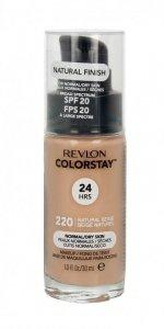 Revlon Colorstay 24H Podkład kryjący nr 220 Natural Beige - cera normalna i sucha 30ml