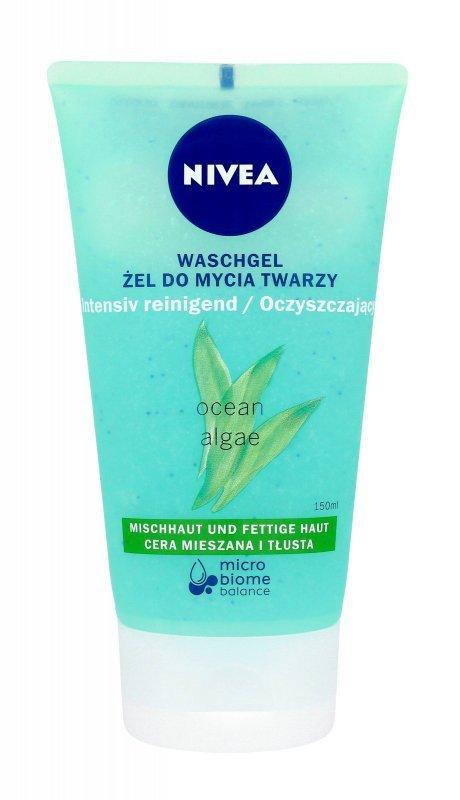Nivea Żel do mycia twarzy do cery mieszanej i tłustej  150ml