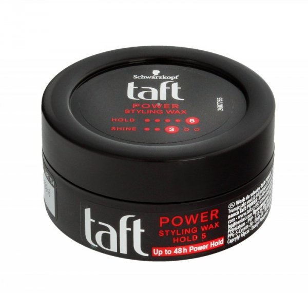 Schwarzkopf Taft Power Wosk do włosów 75ml