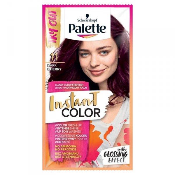 Palette Instant Color Szamponetka koloryzująca Ciemna Wiśnia nr 11  1szt