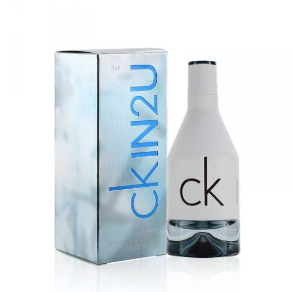 Calvin Klein IN2U Men Woda Toaletowa  50ml