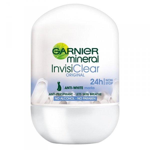 Garnier Mineral Deodorant Invisiclear Dezodorant roll-on  50ml