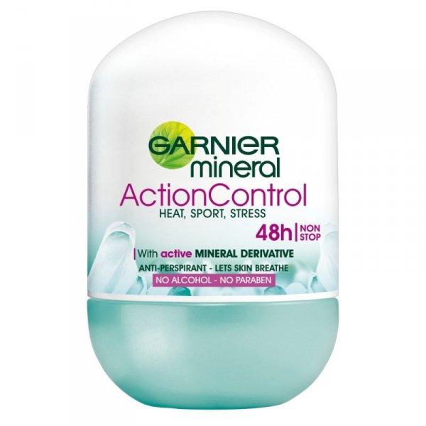 Garnier Mineral Deodorant ActionControl Dezodorant roll-on  50ml
